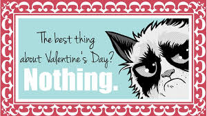 grumpy cat valentines put the swag in the bag