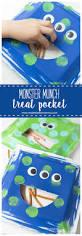 Halloween Monster Munch Monster Munch Treat Pocket Made To Be A Momma