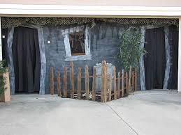 Decorate Your Home For Halloween Halloween Home U0026 Garage Decorations Smart Garage