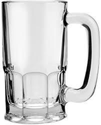 brittany tankard hairline amazon com libbey 4 piece heidelberg beer mug set kitchen dining