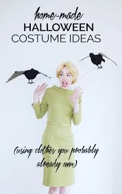 homemade halloween costumes cheap fancy dress ideas