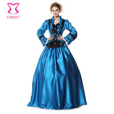 Victorian Halloween Costume Buy Wholesale Victorian Dress Halloween Costume China