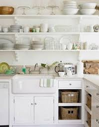 open kitchen shelving ideas let a copper tray be part of your serveware and when not in use