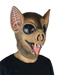 larpgears novelty halloween costume party latex animal mask cute