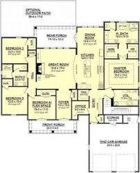 gatlin house plan open floor house plans open floor and house