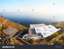 view tipycal dammuso pantelleria sicily stock photo 156602561