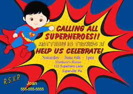 superhero birthday party invites alesi info