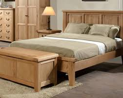 Brown Wood Bed Frame Bed Wood Bed Frame And Headboard 73 Stunning Decor With Bedroom