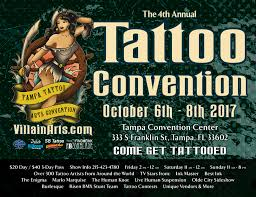 tampa halloween horror nights win tickets to tampa tattoo arts convention 995qyk com