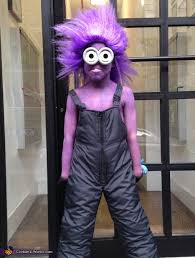 purple minion costume minion costume