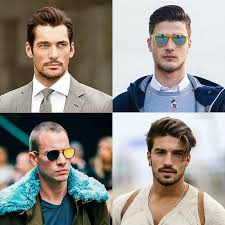 men hairstyles for pear face shape find the perfect hairstyle haircut to suit your face shape