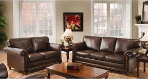 Leather Sofas In San Diego Top Simmons Leather Sofa United Furniture Industries 8104