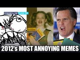 Annoying Memes - 5 most annoying memes on the web youtube