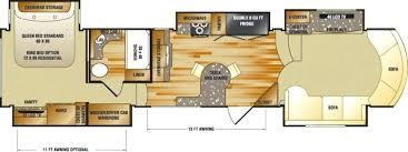 cardinal rv floor plans open range rv floor plans plain design floor plans renegade