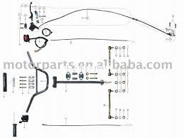 kazuma redcat 110cc wiring diagram kazuma 90cc parts diagram