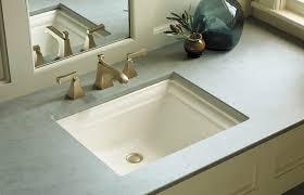 Kohler Bathroom Sinks And Vanities by Bathroom Ideas Single Undermount Kohler Bathroom Sinks With Small
