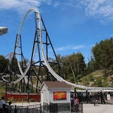 Goliath Six Flags Magic Mountain Six Flag Magic Mountain
