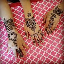 bridal mehndi in nj
