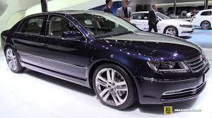 2015 volkswagen phaeton exclusive tdi v6 exterior and interior