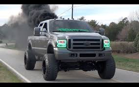 ford f250 powerstroke zac cotter in his 2005 f250 powerstroke turbo diesel