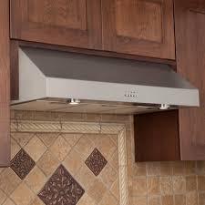 stainless steel under cabinet range hood 30 fente series stainless steel under cabinet range hood 600 cfm