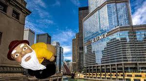 Trump Tower Chicago Floor Plans Mass Mooning Planned At Trump Tower In Chicago Abc7chicago Com