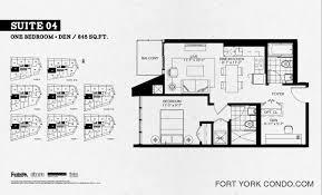 toronto floor plans garrison point condos preconstruction fort york condo