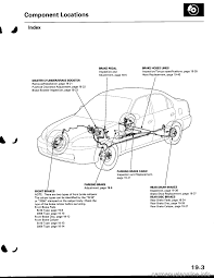 brake pads honda civic 1996 6 g workshop manual
