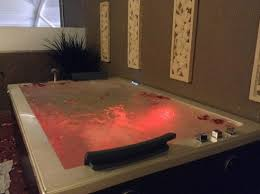 spa bathtub at picture of paradise spa hotel port
