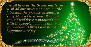 greenzone wish you a merry greenzone invest