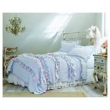 Ruffle Bedding Shabby Chic by Pintuck Ruffle Quilt Simply Shabby Chic For The Home