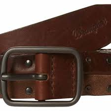 wrangler greylock boots wrangler original stud belts brown men s