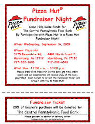pizza hut fundraiser pizza hut fundraisers and pizza