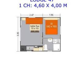 mobil home 1 chambre mobil home 2 personnes 1 chambre location de mobil home morbihan