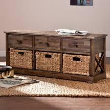Storage Bench With Drawers Loon Peak Halton Wood Storage Bench U0026 Reviews Wayfair