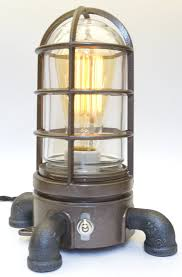 industrial explosion proof desk lamp steampunk light 62