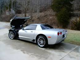 2001 z06 corvette for sale purchase used 2001 chevrolet corvette z06 salvage title wrecked in