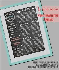 100 january preschool newsletter template best photos of