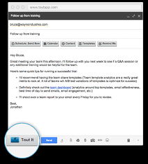 the secret call to action you u0027re not using in your sales email