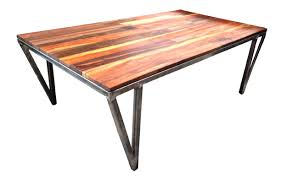Custom Coffee Tables by Industrial Rustic Furniture Modern And Rustic Fusion