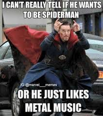 Funny Marvel Memes - marvel funny puns pictures memes and quotes dr strange is