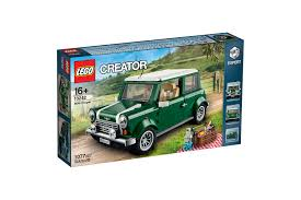 lego mini cooper porsche ck modelcars 10242 lego creator mini cooper green with white
