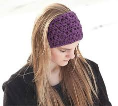 cool headbands 20 cool winter knit pattern braided headbands for