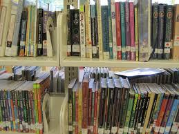 bookshelves tales from an open book