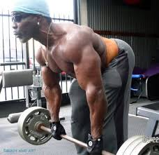 Bench Barbell Row Fit For Life March 2011