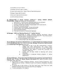 Sample Resumes For Hr Professionals Sample Resume Hr Statutory Compliance Resume Ixiplay Free Resume