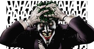 batman the killing joke graphic novel review by deffinition