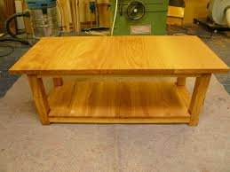 Oak Living Room Tables by Coffee Table Exciting Handmade Coffee Table Design Ideas Design