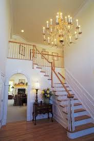 Hall And Stairs Ideas by Chandelier Chandelier For Entryway With Striking Hall And Stairs