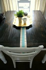 kitchen table equanimity refinishing kitchen table